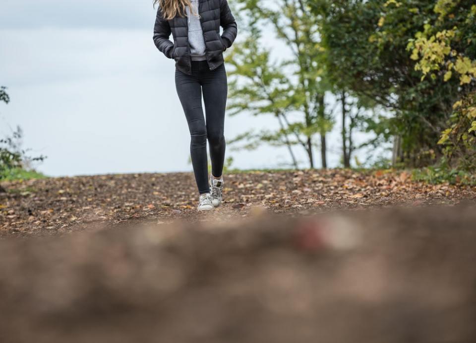 Al caminar rápido se reducen los niveles de estrés