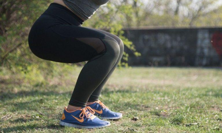 ejercicios con peso corporal para desarrollar la fuerza