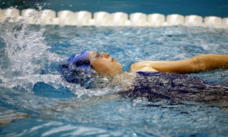 Bañadores de natación de mujer