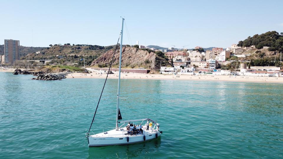 alquiler de barcos en Barcelona