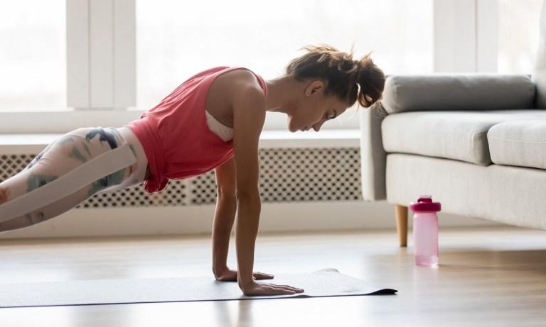 rutina de 10 minutos para perder peso