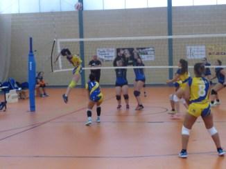 Intensa Jornada de Voleibol para el CP Licenciados Reunidos