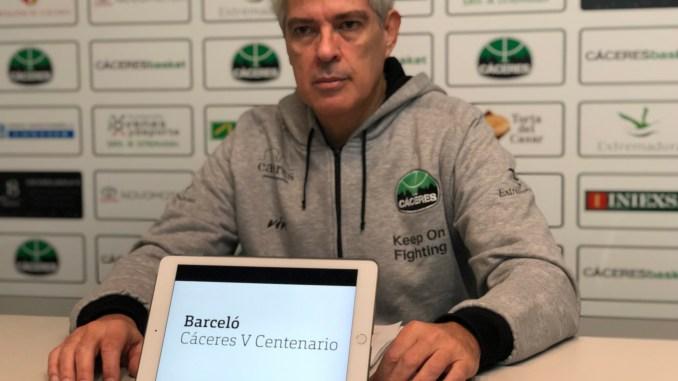 El Cáceres buscará recuperar el nivel frente al Araberri