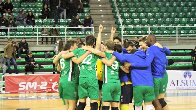 El Extremadura CCPH gana en Santiago 0-3