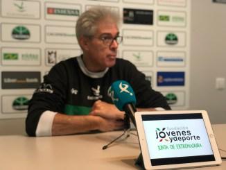 El Cáceres quiere comenzar bien el año sin Mazurczak