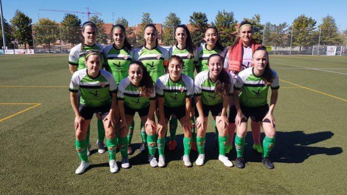 Victoria del CF Femenino Cáceres que certifica matemáticamente el ascenso a la nueva 1ª DIVISIÓN B del Fútbol Femenino