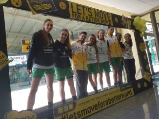 Nissan Al-Qázeres Extremadura participa en Lets Move for a Better World
