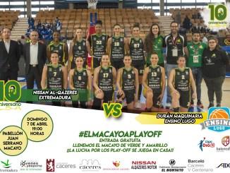 """Campaña """"El Macayo a Play Off"""" #ELMACAYOAPLAYOFF"""