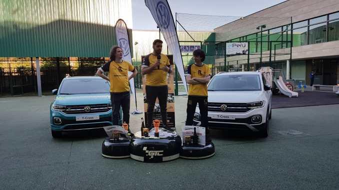 Cáceres acogió la primera prueba oficial del Campeonato regional de Simracing