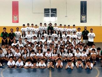 El San Antonio Cáceres Basket clausura su campus de verano