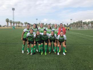 Derrota del C.F. Femenino ante el Córdoba C.F. por un gol a cero