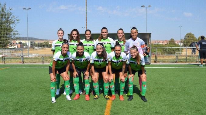 """El Femenino Cáceres concluye termina la pretemporada con victoria ante el Madrid CFF """"B"""""""