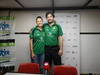 El Nissan Al-Qázeres Extremadura realiza la presentación de Julia Melina y Previa Bembibre