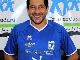 Homenaje a Josele Acedo en el Trofeo Cáceres PH