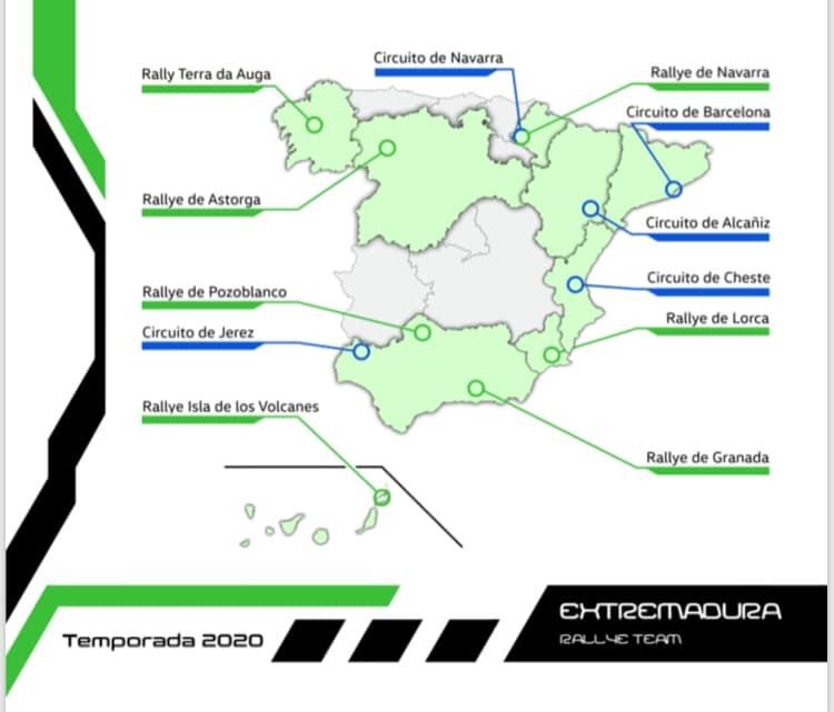 El ERT presenta su temporada deportiva en la Ciudad Deportiva de Cáceres