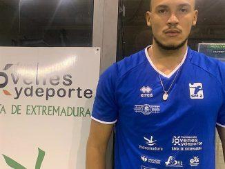 Previa EXtremadura CCPH Club Vigo y debut del brasileño FRANK DE AMORIM