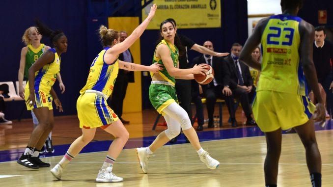 Spar Gran Canaria 70 - 64 Alter Enersun Al-Qázeres