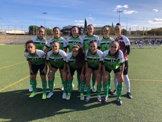 Segunda victoria de la pretemporada del C.F. Femenino Cáceres