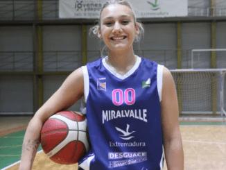 Luciana Chagas llega al Extremadura Miralvalle