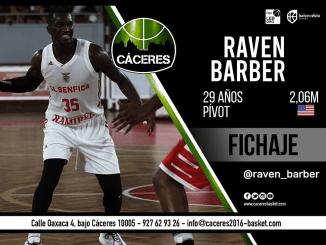 Raven Barber