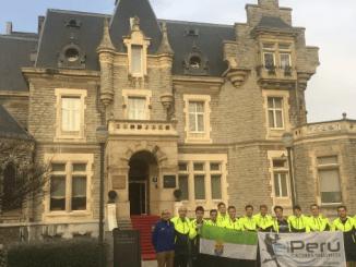 El Perú Cáceres Wellness en el XXXVII Campeonato de España de Padel