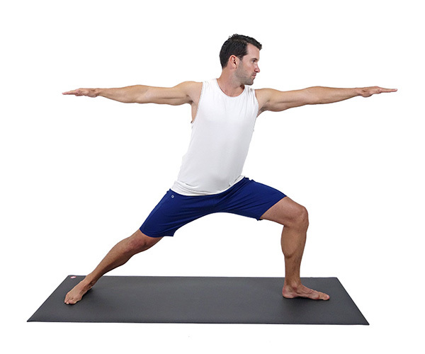 ropa de yoga de hombre