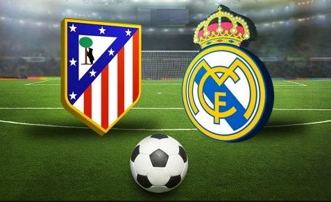 Ver el juego Atlético Madrid vs Real Madrid en vivo hoy