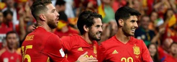 Cuando debutará la selección Española en el Mundial de Rusia 2018