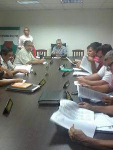 reunión Liga Posadeña