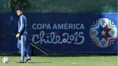 Sergio Romero Copa América