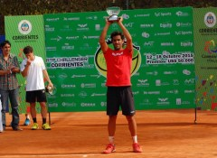 Machi González campeón Corrientes