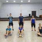 La UCDE lanzó un torneo interno de cestoball