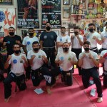 Más instructores para la Asociación de kickboxing