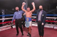 Lucas Bastida quiere pelear con Alejandro Silva