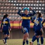 """Orgullosas de entrar en la historia de Boca"""