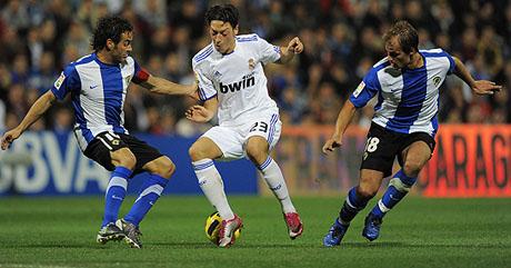 Hercules CF v Real Madrid - La Liga