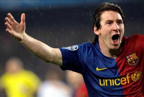 Messi gol