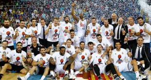 El Madrid tritura al Barca