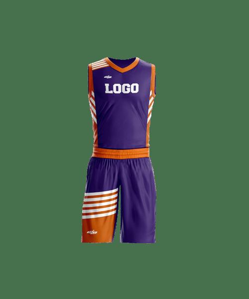 Uniforme Basquetbol 14