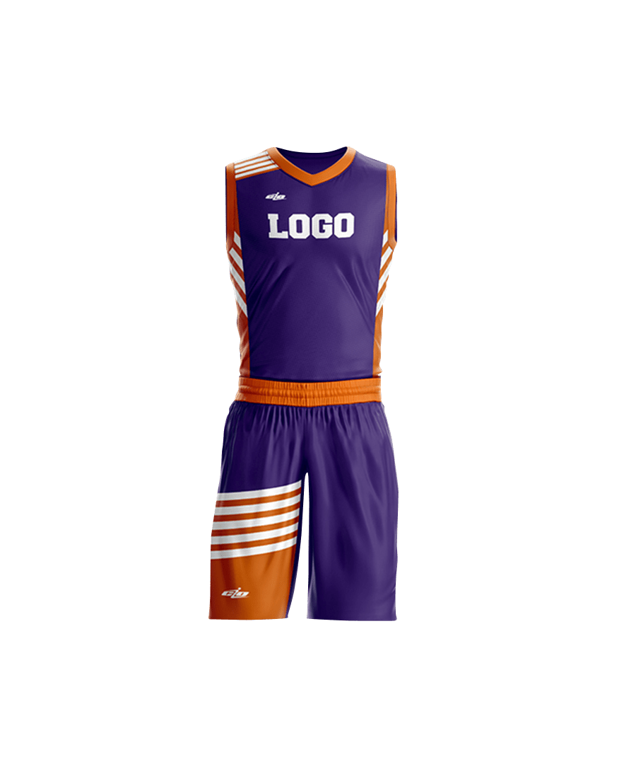 Uniforme Basquetbol 14