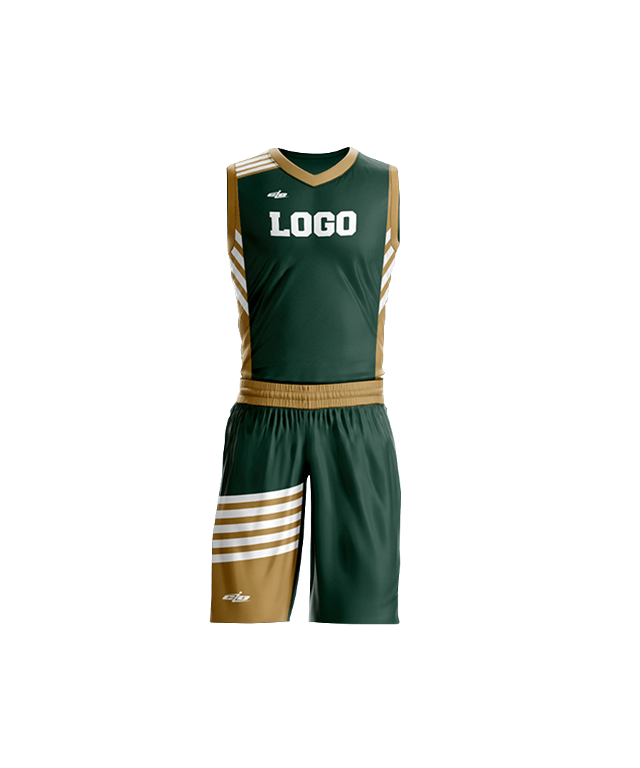 Uniforme Basquetbol 16