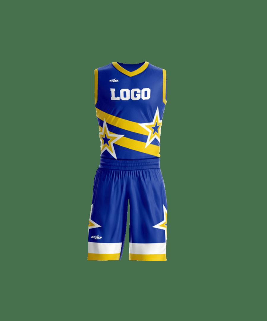 Uniforme Basquetbol 20