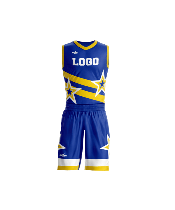 Uniforme Basquetbol 20
