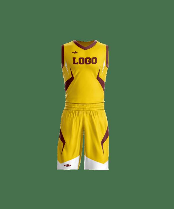 Uniforme Basquetbol 37
