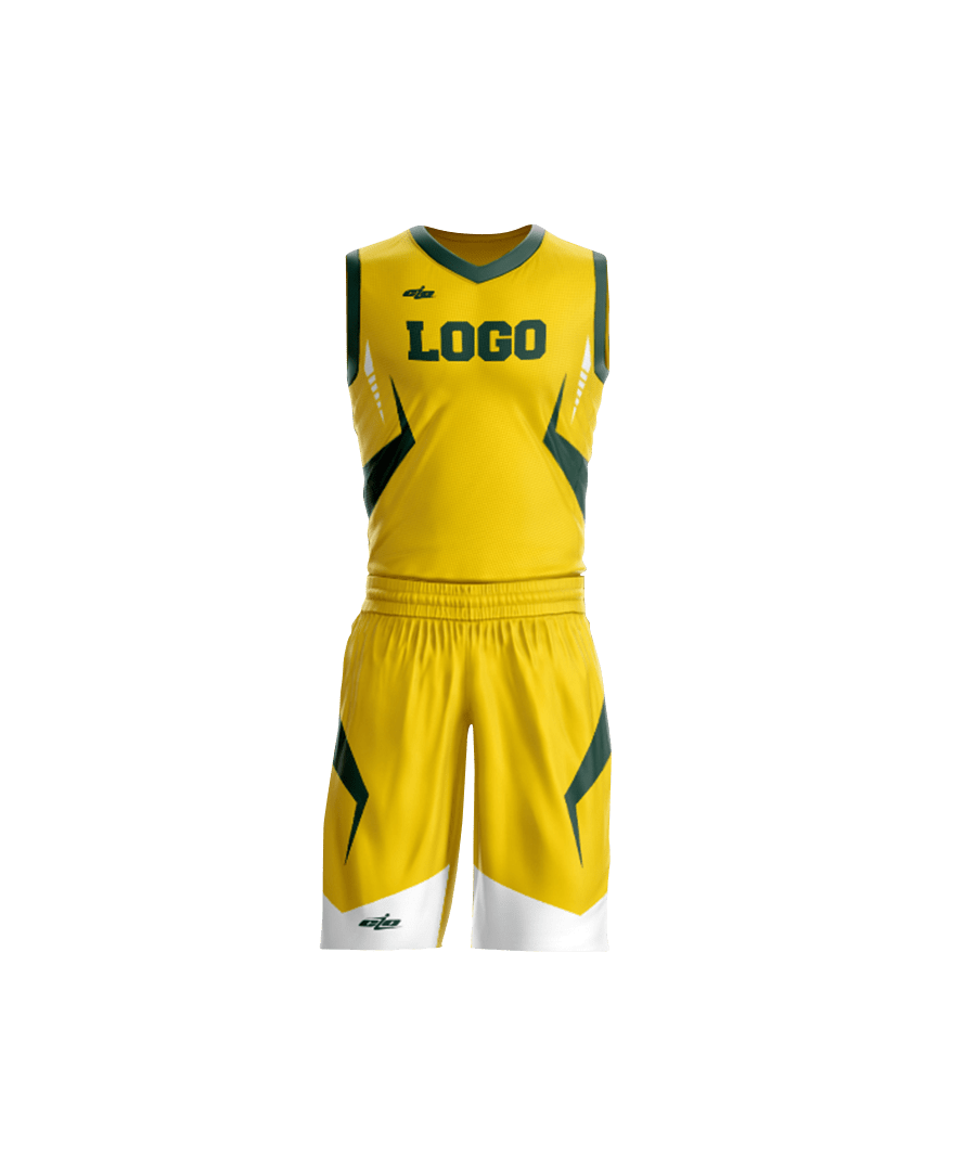 Uniforme Basquetbol 38