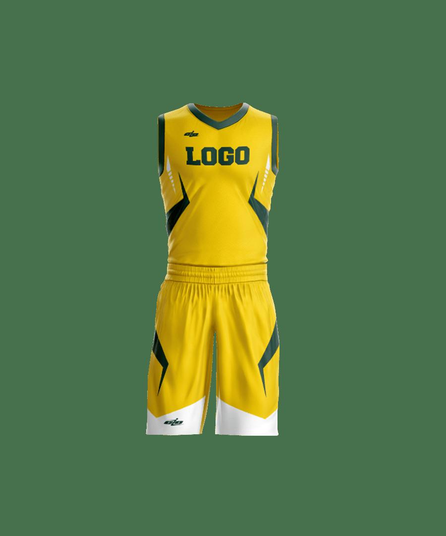 Uniforme Basquetbol 38