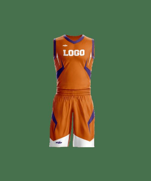 Uniforme Basquetbol 39
