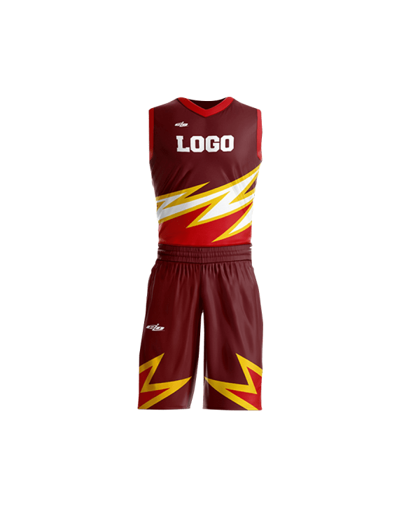 Uniforme Basquetbol 4