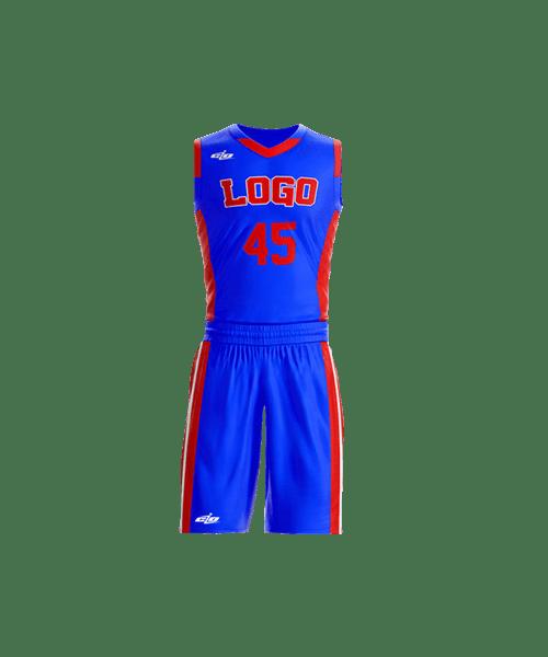 Uniforme Basquetbol 54