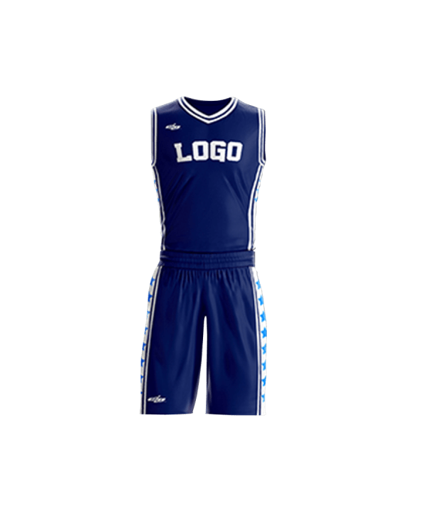 Uniforme Basquetbol 56